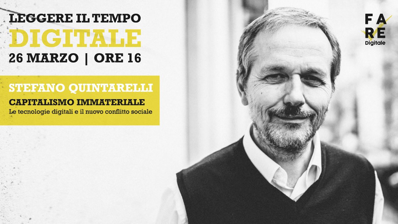 Stefano Quintarelli - Fare Digitale