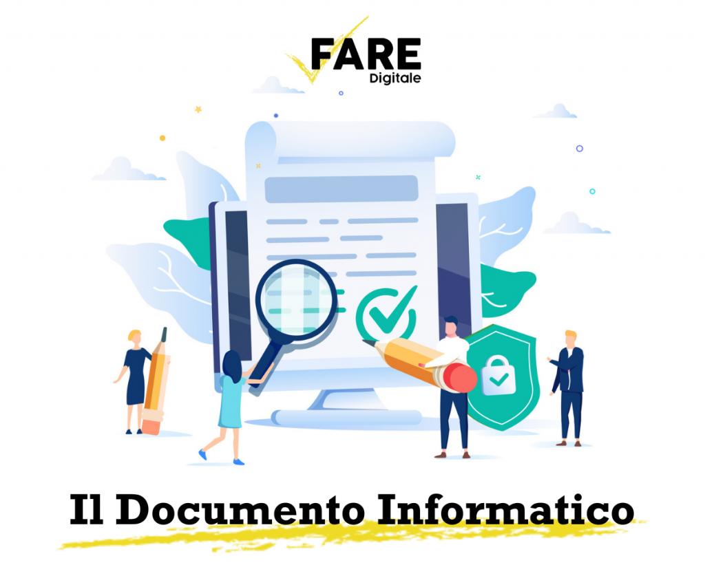 Il documento informatico